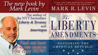 Mark Levin's New Book