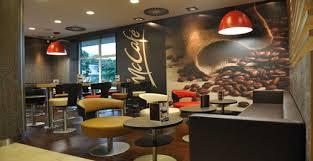 Inside McDonalds New